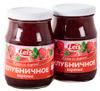 Frucht Brotaufstrich Erdbeeren 430g Leis